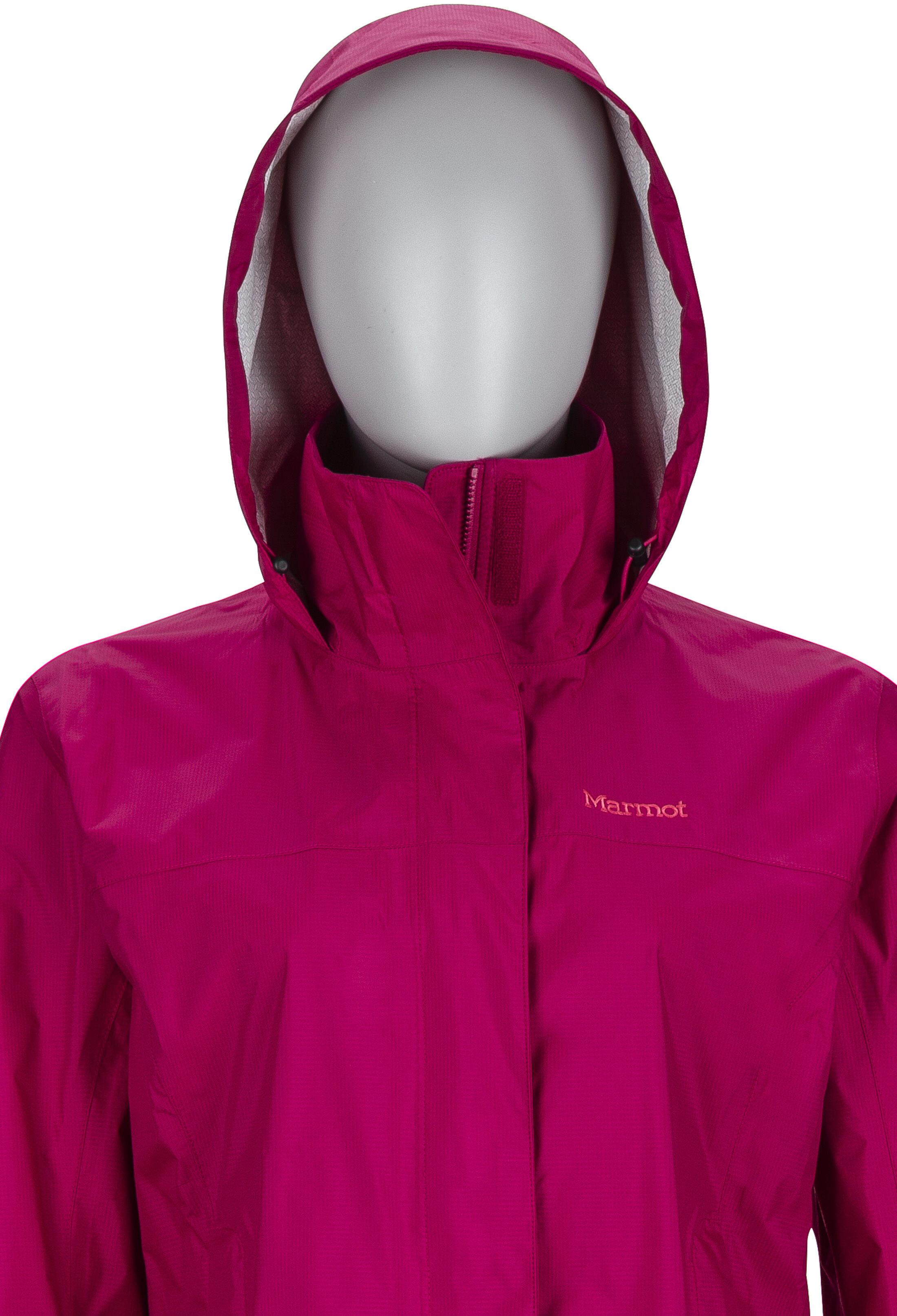 Marmot Women S Alexie Jacket: Marmot PreCip Jacket Women Pink At Addnature.co.uk